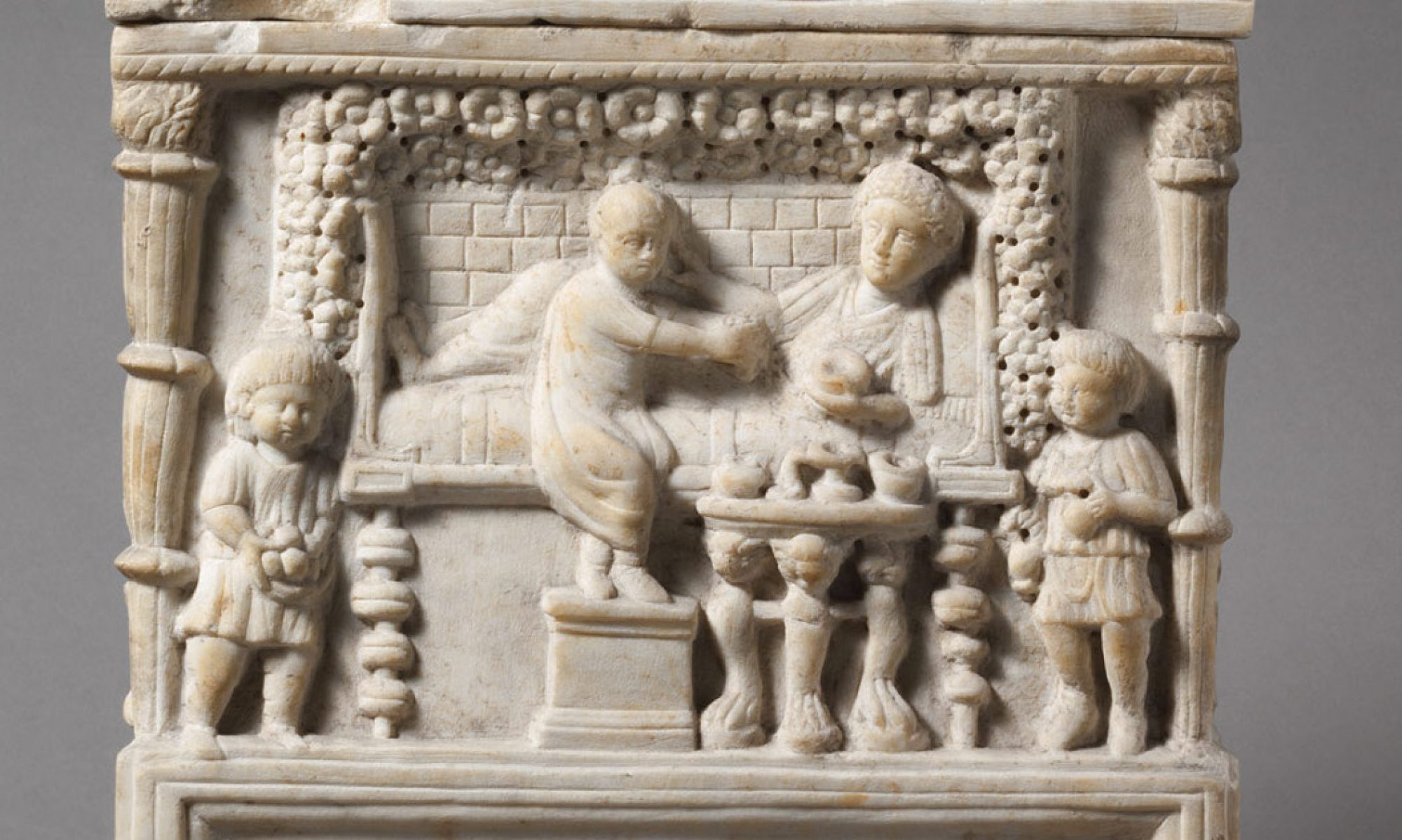 Roman Imperial Cinerary Urns