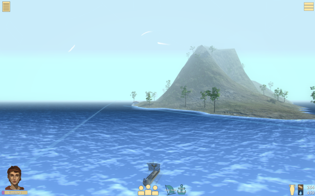 Mariner: Sailing an Ancient Sea