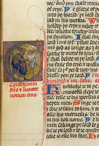 Bilingual Wycliffite Manuscript