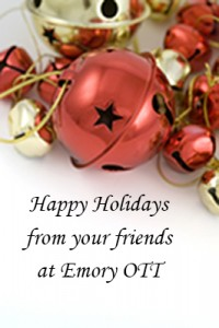 Happy Holidays from OTT Graphic
