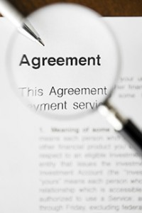 Agreement Graphic
