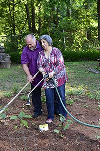 Marianne & Darrell Swanson