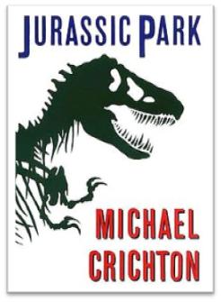jurassic Book cover