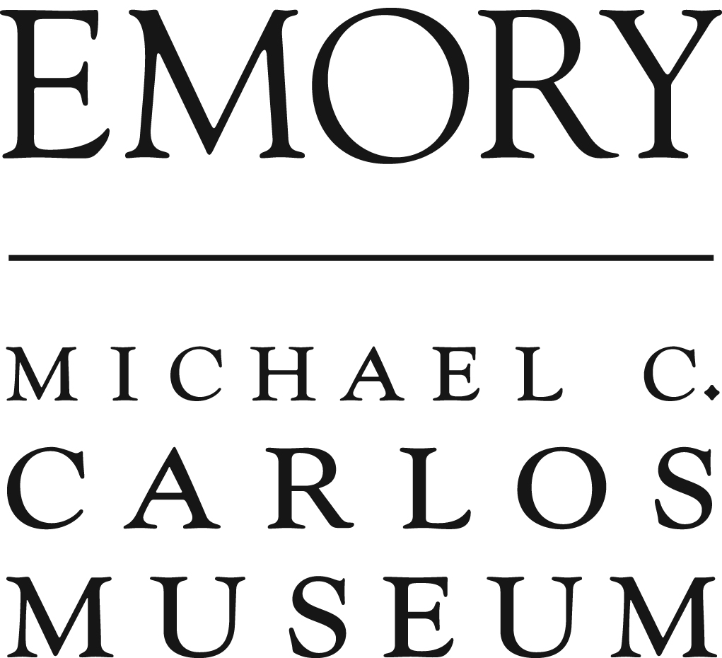 Logo of the Carlos Museum at Emory University