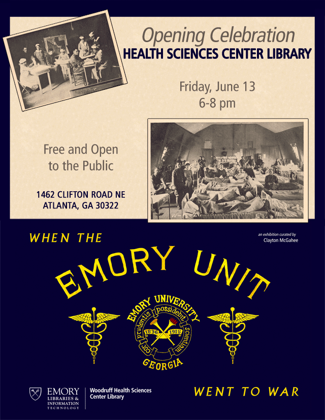 when emory went to war