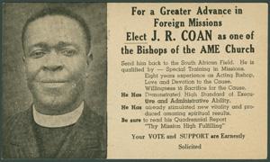 Coan Election Flier