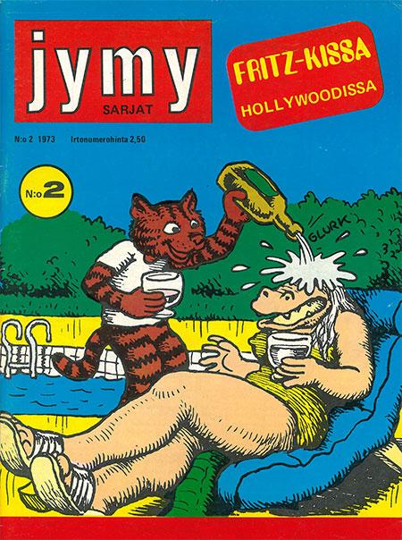 Cover of Jymy sarjat