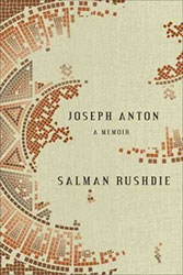 Joseph Anton: A Memoir Cover