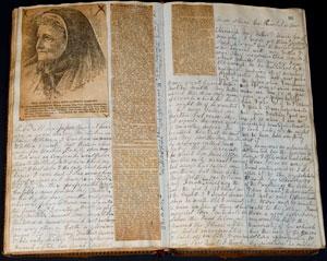 Martha Lumpkin Compton Scrapbook