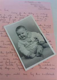 Paul Muldoon Baby Photo
