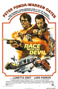 race with the devil poster small