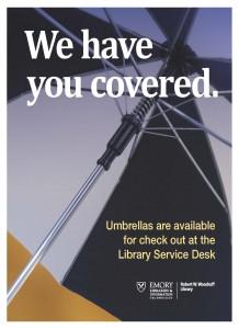 Unbrella sign