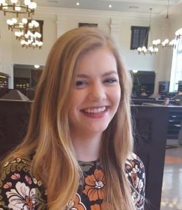 OpenCon 2015 Emory Scholarship Recipient Miranda Cook
