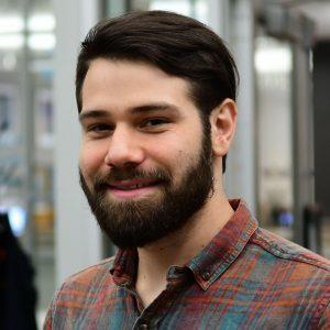 Woodruff Fellow Matt Graci