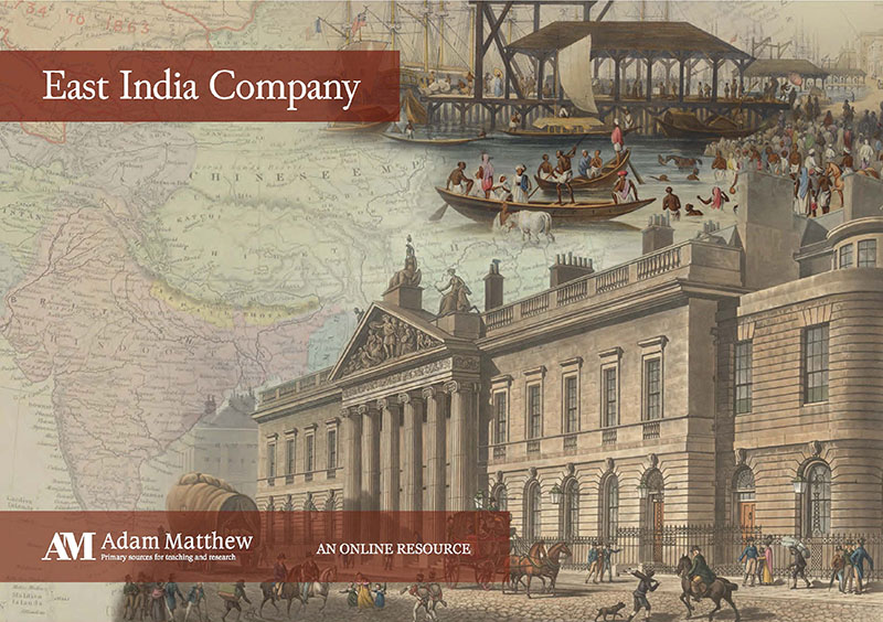 East India Company database