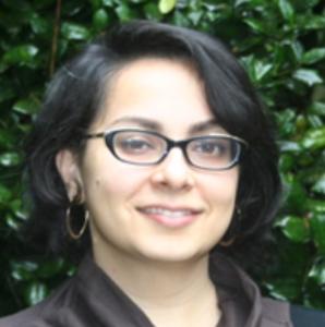 Headshot of Saira Raza