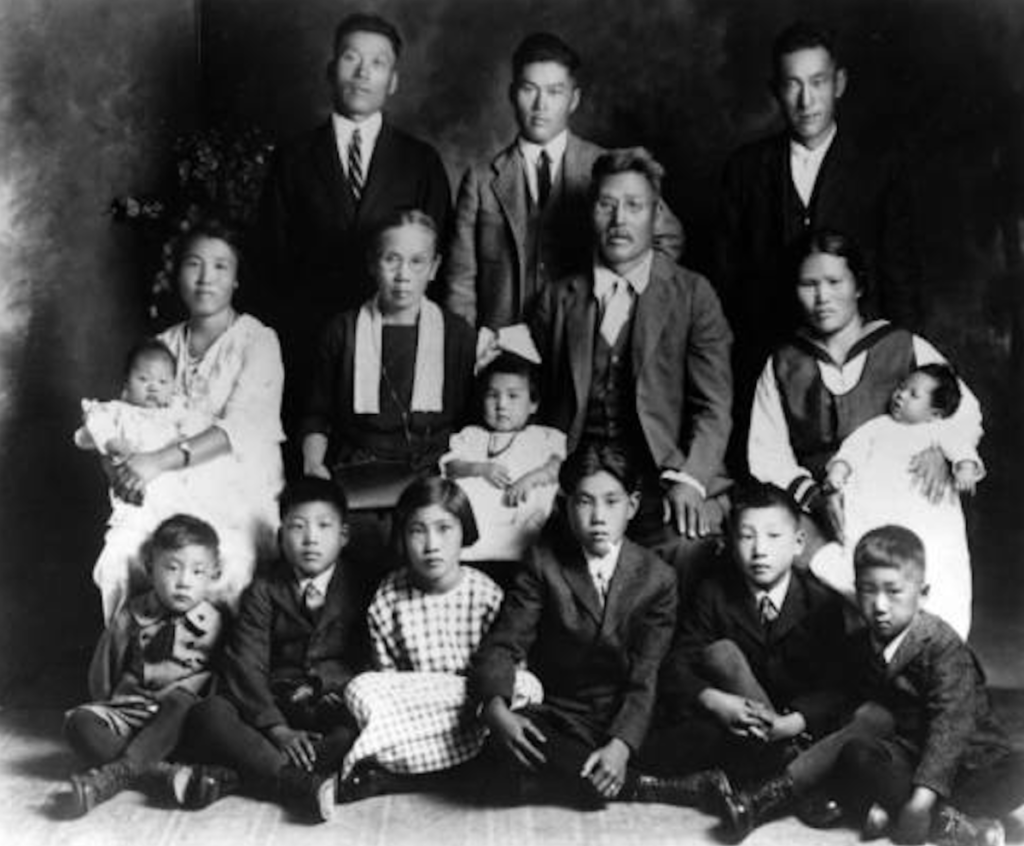 A multi-generational portrait of a Korean-American family in San Francisco.