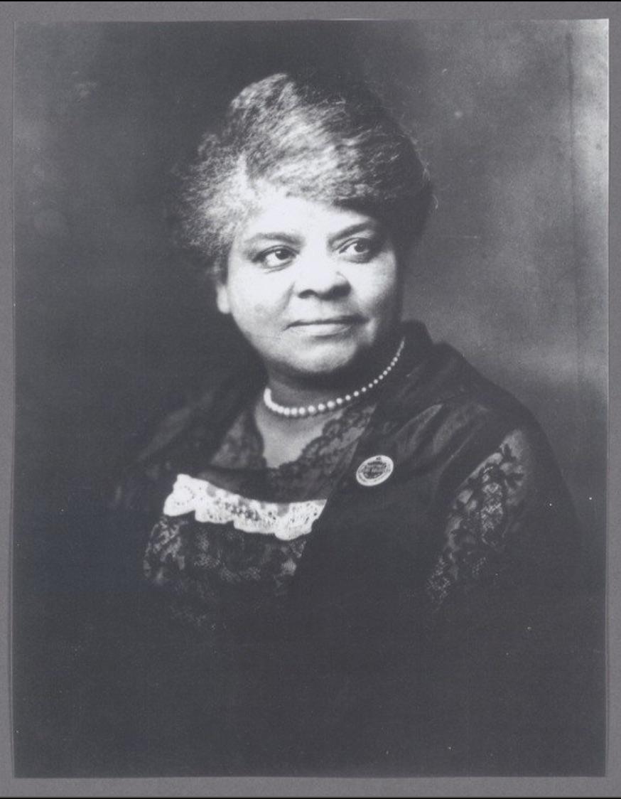 Ida B. Wells, Langumir Collection, Rose Library