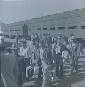 Photo of First Braceros