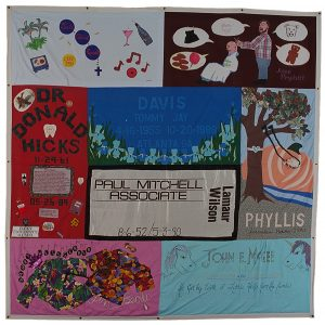 Image of virtual quilt panel