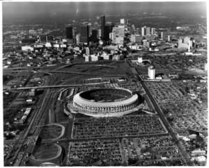 Atlanta-Fulton County Stadium, 1976