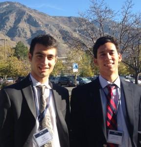 Andres Gil & Jamie Gullo
