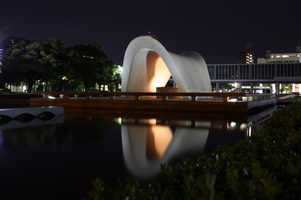 Cenotaph at Night Credit: Adams 2012