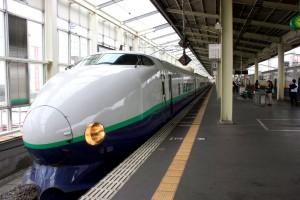 Shinkansen Credit: Adams 2010